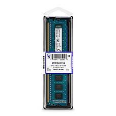 Оперативна пам'ять для ПК Kingston DDR3 1600 4GB (KVR16LN11/4), фото 3
