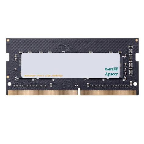 Оперативна пам'ять для ноутбука Apacer DDR4 2666 8GB (ES.08G2V.GNH), фото 2