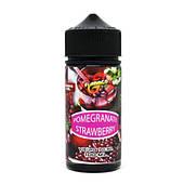 Премиум жидкость Flamingo - Pomegranate Strawberry 100ml