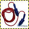 Противошумные ушные вкладыши  Deltaplus Conisfir06 + шнурок, Франция. SNR 29dB!  Мин. заказ 30 пар.