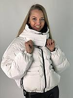 Женская весенняя куртка-шарик