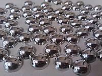 Полубусина серебро