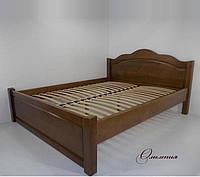 Деревянная Односпальная кровать Олимпия  0,9 х 2м