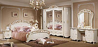 Біла класична спальня Алегро СлонімМеблі, фото 1