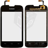 Touchscreen (сенсорный экран) для Huawei Ascend Y210D U8685, оригинал (черный)