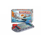 Детская настольная игра Морские баталии Технок 1110 Морской бой, фото 3