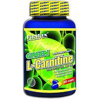 FitMax Жиросжигатель FitMax Green L-Carnitine, 60 капс.