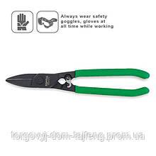 Універсальні ножиці по металу прямі 185 мм TOPTUL SBAH0707