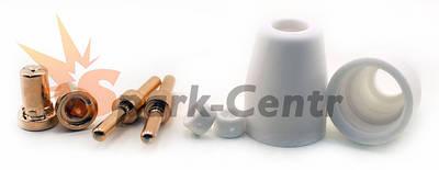 Комплектующие к плазменным резакам (плазматронам) PT-31