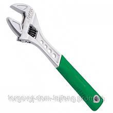 """Разводной гаечный ключ TOPTUL 8"""" 209мм с обрезиненной ручкой AMAA2920"""