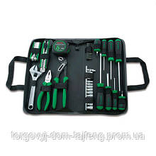 Комбинированный набор инструментов 43ед. в сумке TOPTUL GPN-043A