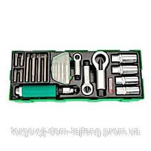 Набор инструмента в ложементе комбинированный 22ед. (тип А) TOPTUL GTA2234