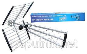 Антенна MT-Vision MT-2169 (ДМВ, до 15-18дБ, до 50-80км)