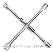 Ключ балонний хрест 17*19*21*22 мм складаний TOPTUL AEAQ2214