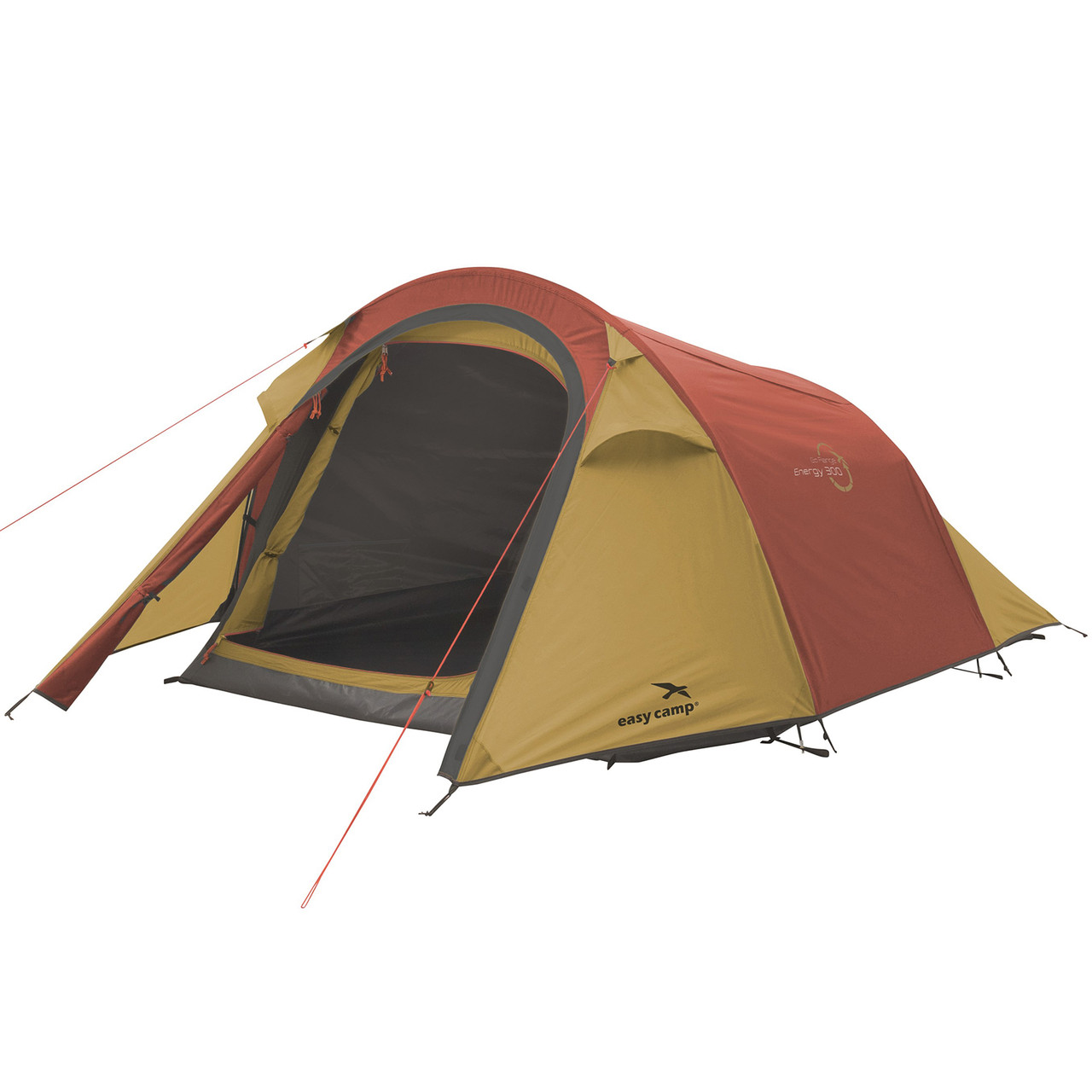 Палатка Easy Camp Energy 300 Gold Red