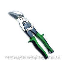 Зігнуті ножиці по металу (праві) 240 мм TOPTUL SBAD0224