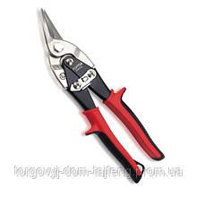 Ножиці для різання металу (ліві) 250 мм TOPTUL SBAC0125