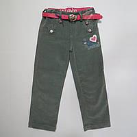 Распродажа!Брюки/вельветы/джинсы для девочек тм Zeplin 104р
