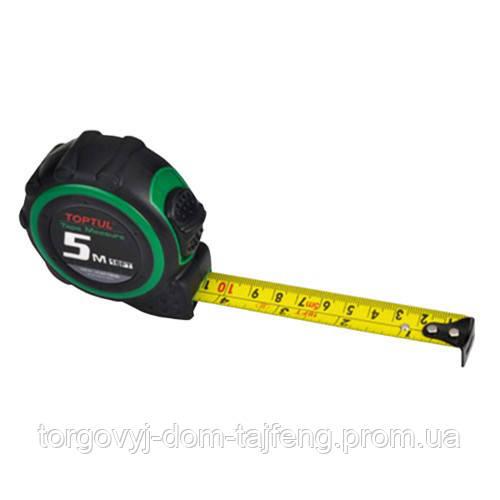Рулетка вимірювальна професійна 10м TOPTUL IAAC3010