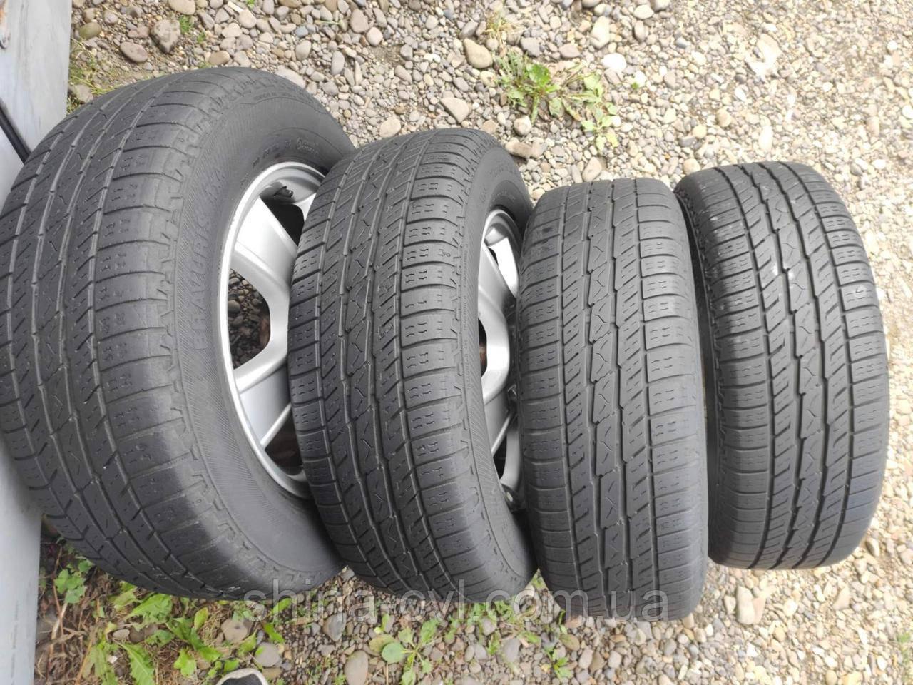 Літні шини 215/65 R16 98H BARUM BRAVURIS