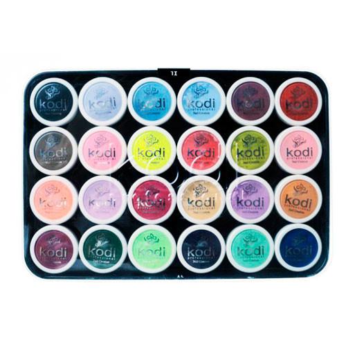 Цветной акрил kodi professional для лепки