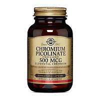 Хром Chromium Picolinate 500 mcg (60 veg caps)