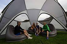 Палатка Vango Hogan Hub Cloud Grey, фото 2