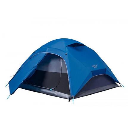 Палатка Vango Kruger 300 Moroccan Blue, фото 2