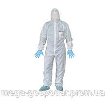 Комбинезон многоразовый SOTRO,костюм защитный нейлоновый для малярних работ