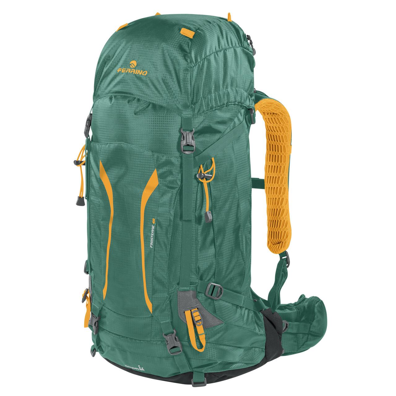 Рюкзак туристический Ferrino Finisterre Recco 48 Green