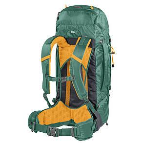 Рюкзак туристический Ferrino Finisterre Recco 48 Green, фото 2