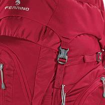 Рюкзак туристический Ferrino Transalp 80 Bordeaux, фото 3