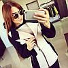 Стильное короткое пальто, фото 3