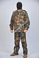 Костюм камуфляжный дубок коричневый  летний,мужской спецодежда р48-56