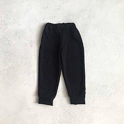 Спортивные штаны для мальчика однотоные
