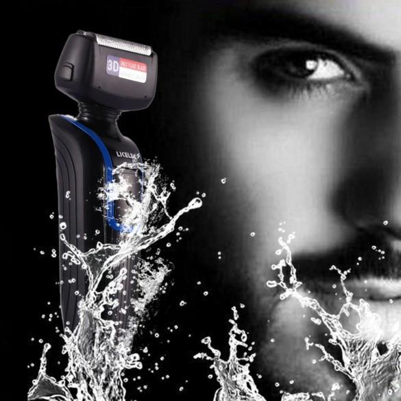 LKELEC LK-3370 3D электробритва мужская