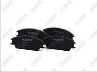 Передние тормозные колодки ABE на Hyundai Accent 1.6 II