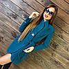 Женское красивое кашемировое пальто, разные цвета. Т-116, фото 4