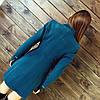 Женское красивое кашемировое пальто, разные цвета. Т-116, фото 5