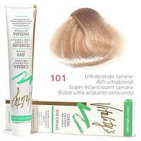 101 Краска для волос с экстрактами трав VITALITY'S Collection – Пепельный ультра блонд , 100 мл