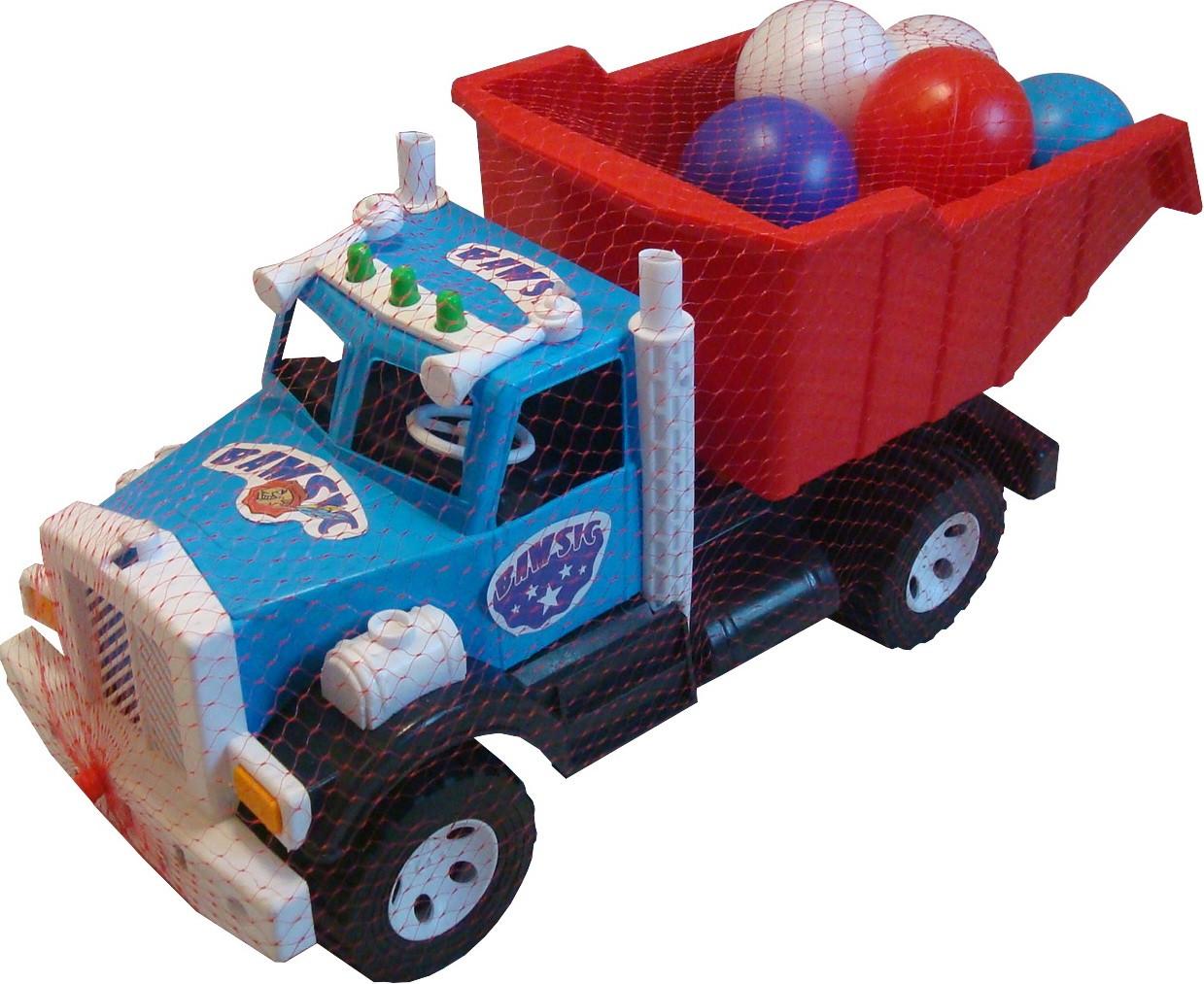 Bamsic грузовик