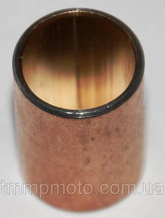 Втулка шатуна Іж Юпітер біметалева, фото 2