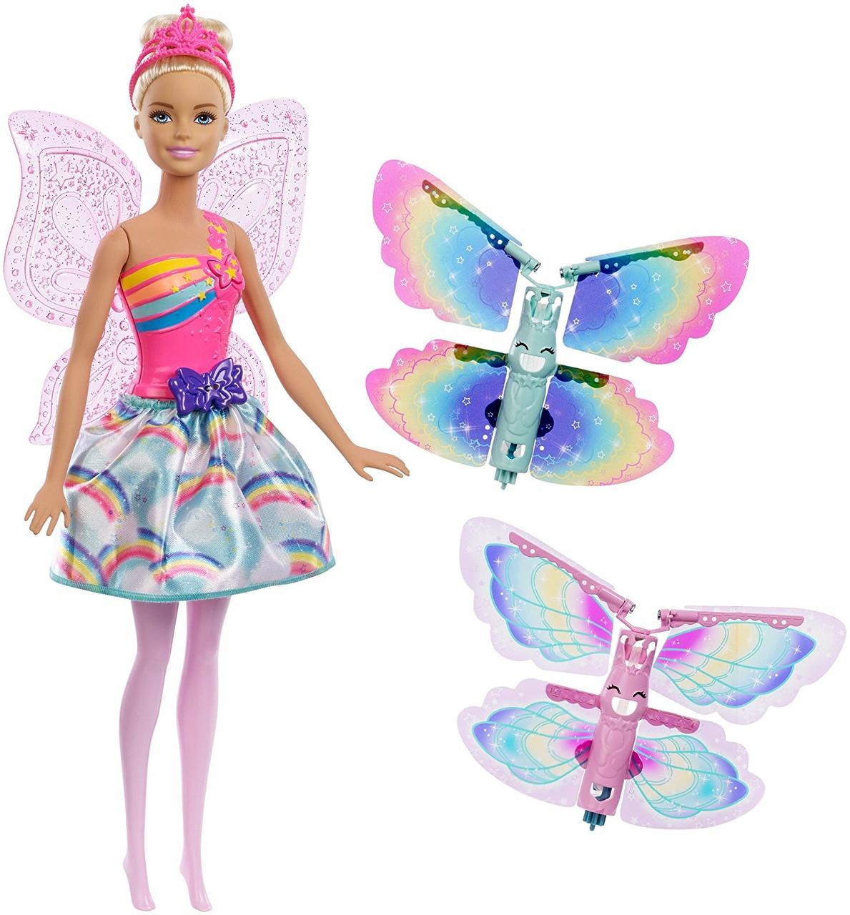 Барби Фея летающие крылья