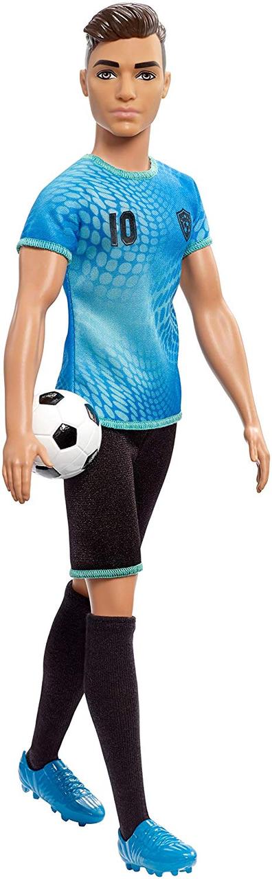 Кукла Кен Футболист