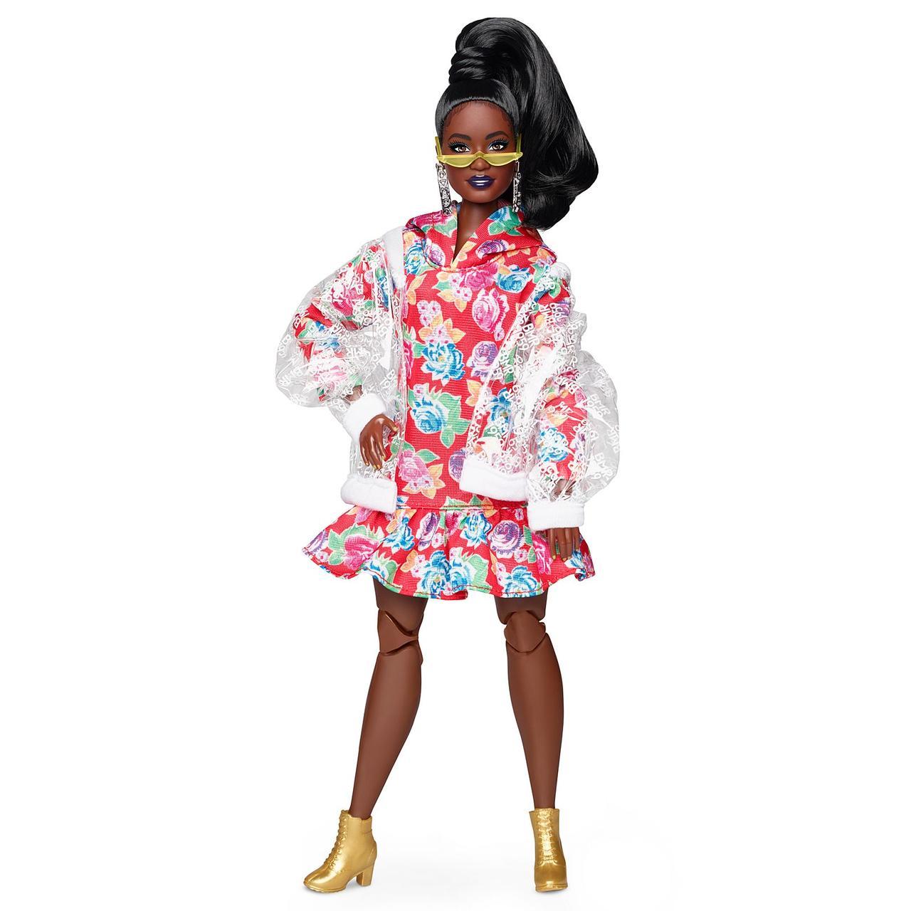Коллекционная кукла Barbie BMR 1959 афроамериканка