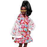 Коллекционная кукла Barbie BMR 1959 афроамериканка, фото 4