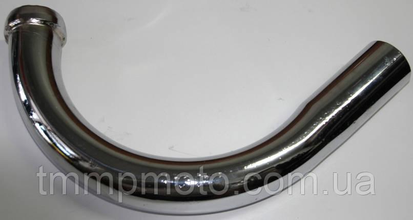 Колено глушителя Иж Планета, фото 2