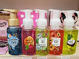 Нежнейшее мыло пенка для рук Bath & body works gentle foaming hand soap в ассортименте, фото 3