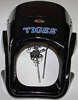 Обтекатель  TIGER чёрный с креплением