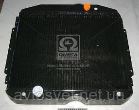 Радіатор вод. охо. ГАЗ 53 (3-х рядн.) (пр-во ШААЗ) Р53-1301010